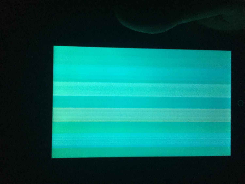 手机屏幕出现竖条纹 _汇潮装饰网