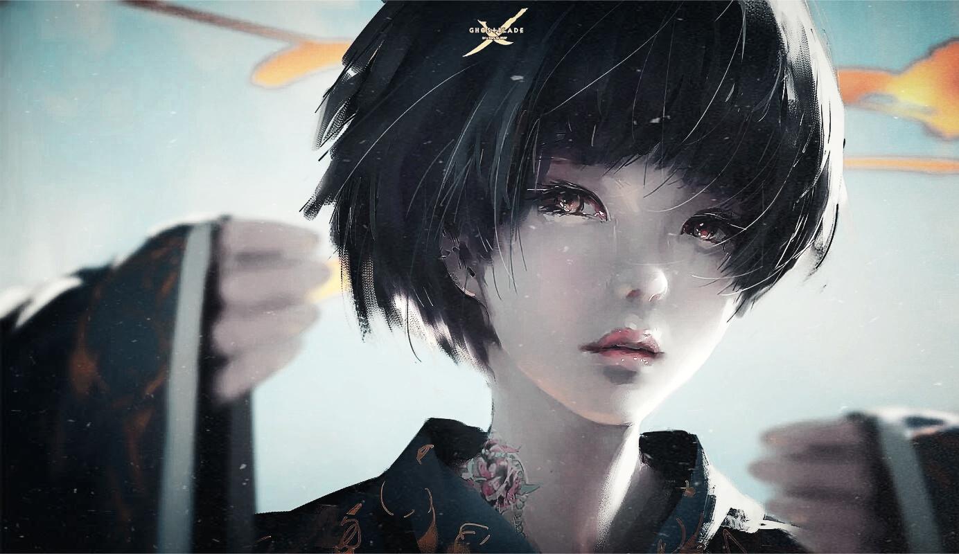 故梦 -- 双笙      原本是墨明棋妙里面橙翼的一首歌,这个是女生翻唱图片